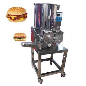 Snacks Food Burger Bread Making Production Machine