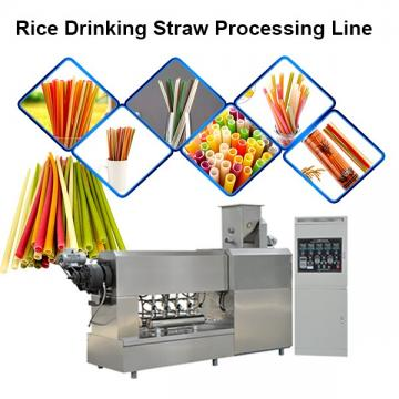 Automatic Pasta Rice Straws Machine