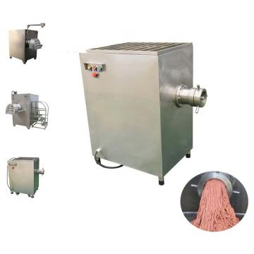 Commercial Food Processing Equipment with Stainless Steel Meat Grinder