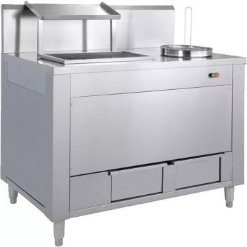 Pfe-600L Commercial Deep Pressure Fryer (CE ISO) Chinese Manufacturer