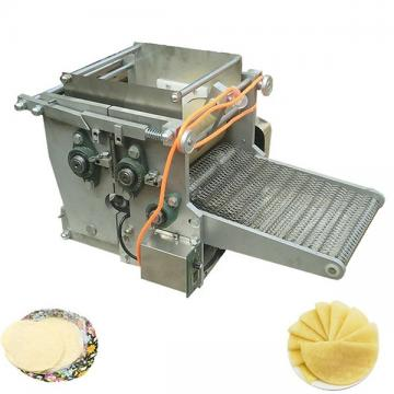 Human Eating Corn Chips Making Machine Tortilla Chip Production Food Machine