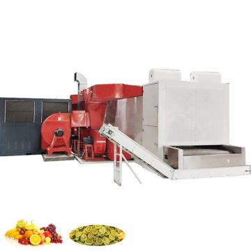 KRI600/3000 Small infrared conveyor belt dryer