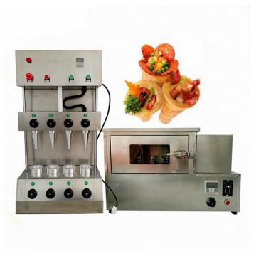 Best Price Pizza Cone Machine / Pizza Making Machine Production Line