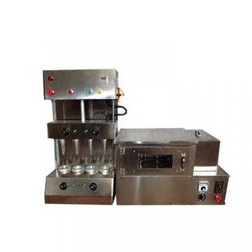 Automatic Pizza Mould Cones Production Line To Make Pizza Cone/High Quality Pizza Making Machine