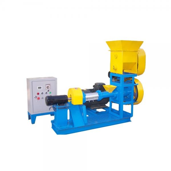 Low Price Small Dry Pet Dog Pellet Food Extruder Fish Feed Making Machine