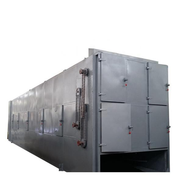 China low price charcoal briquette box dryer