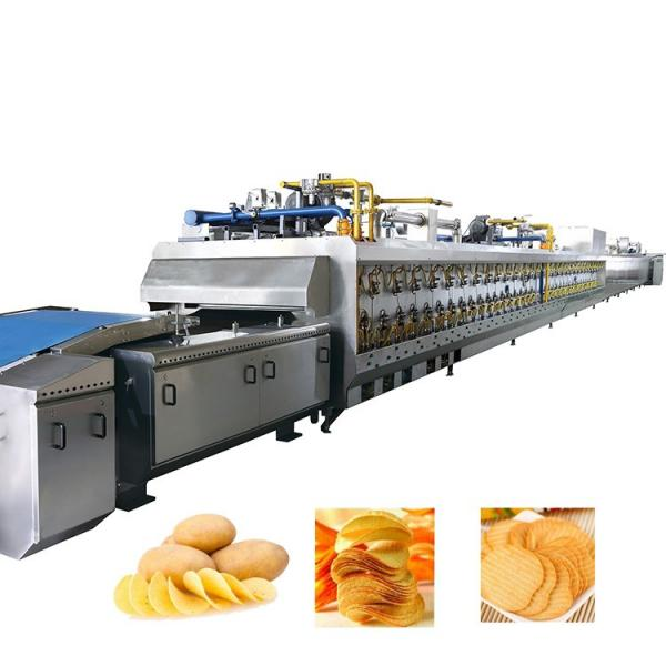 Ready to ship Banana chips flavoring machine drying machine automatic banana chips maker machine